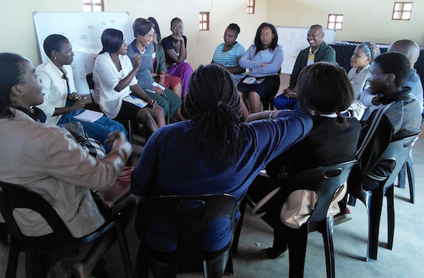 Working with government support programmes